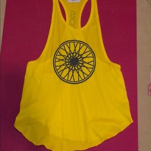 Soul cycle tank top